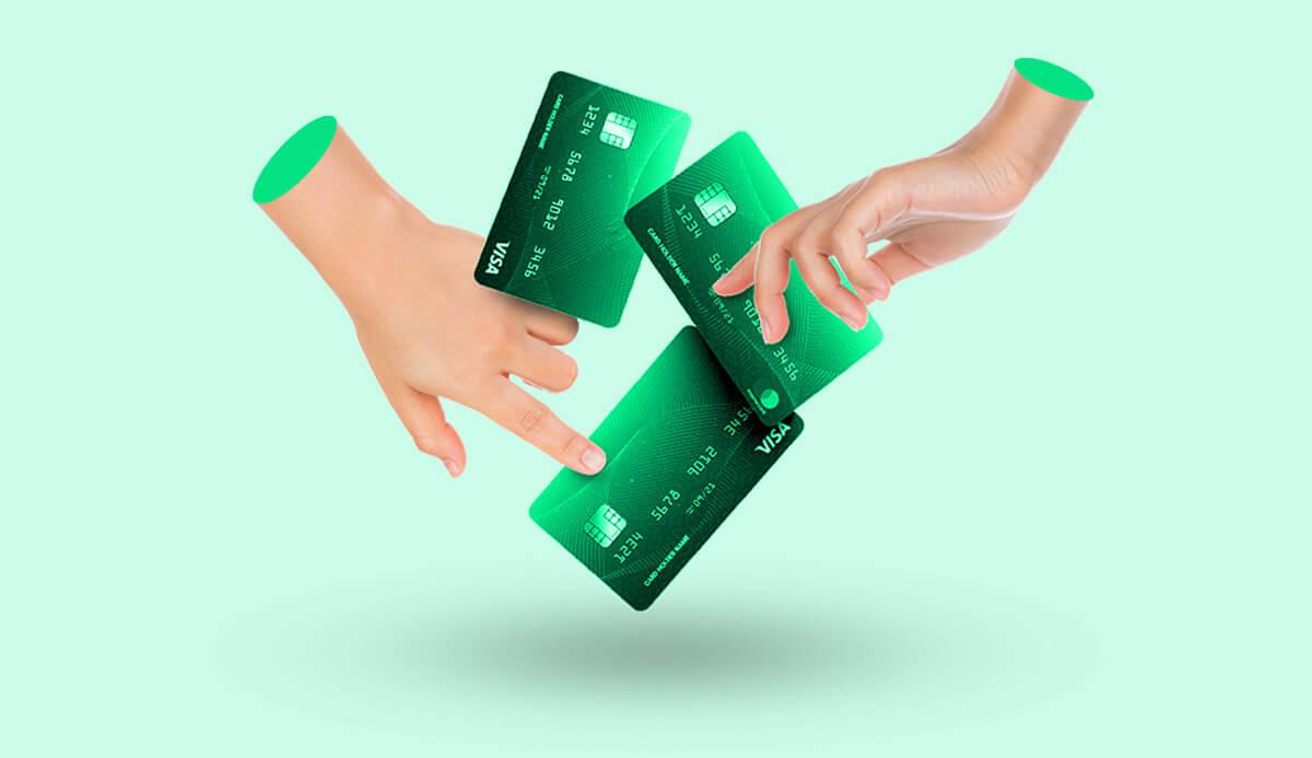 Opções de cartão de crédito para negativados
