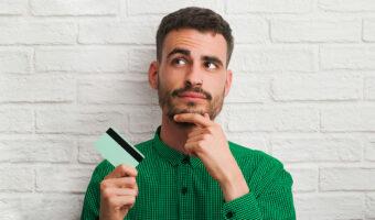 Cartão de crédito para negativado é possível?