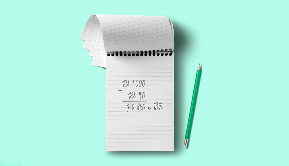 Como fazer o cálculo de juros do cartão de crédito