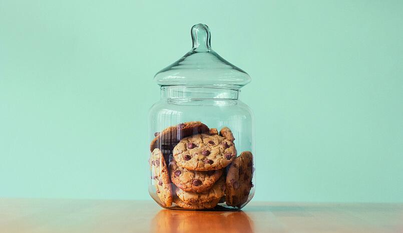 Receita de natal de cookies