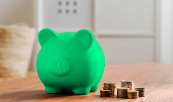 Cofrinho para poupar dinheiro em 2021