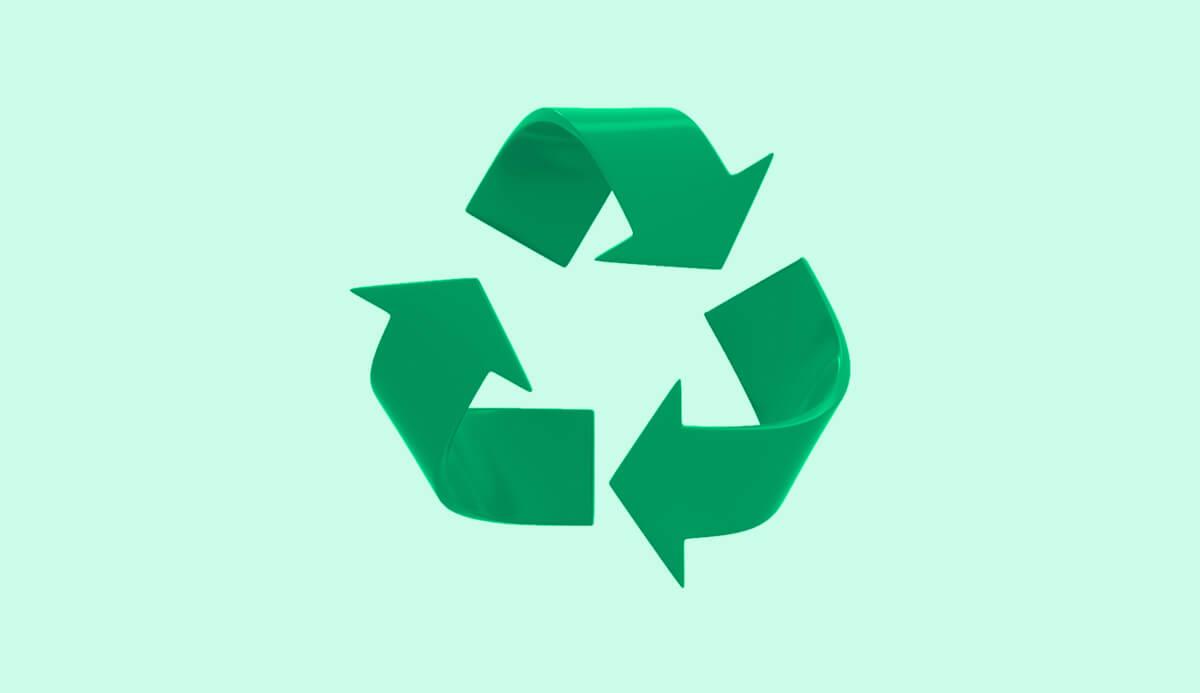 Reutilizar e reciclar para consumo consciente