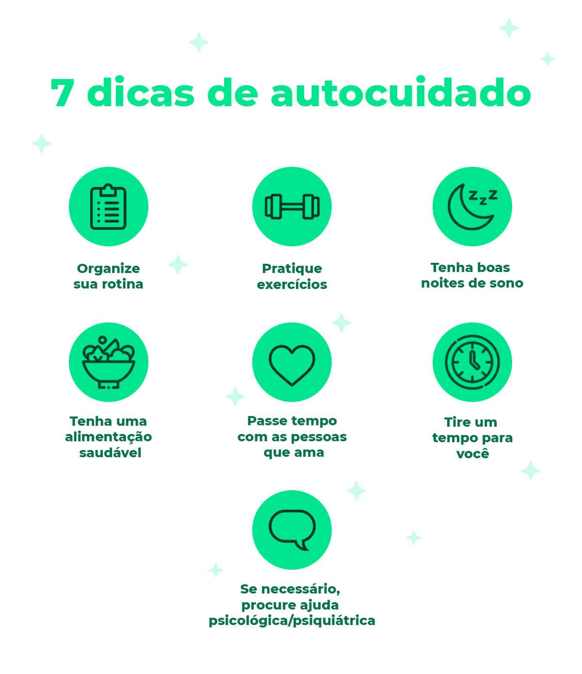 7 dicas de autocuidado   QuiteJá